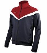 TYR Freestyle Stripe Male Warm Up Jacket 20965