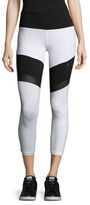 Puma Mixed Material Capri Pants