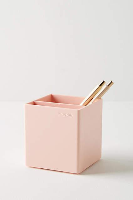 Poppin Blush Pen Cup