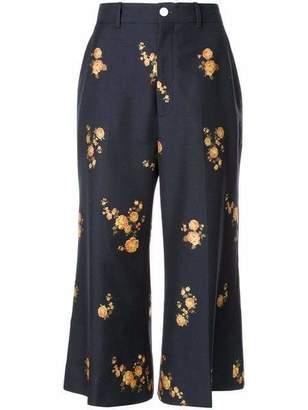 Gucci Camelia Bouquet Culottes