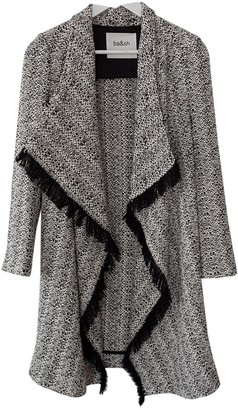 BA&SH Bash Grey Cotton Coats