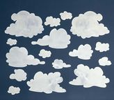 Pottery Barn Kids Cloud Decal