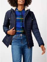 George Shower Resistant Hooded Padded Coats