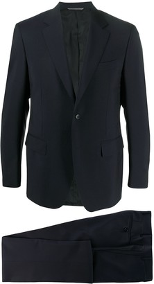 Canali Fitted Two-Piece Suit