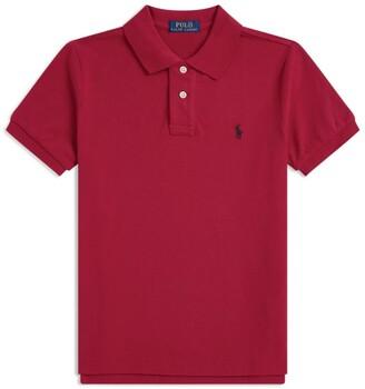 Ralph Lauren Kids Logo Polo Shirt (6-14 Years)