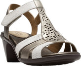 Aravon Women's Mary T-Strap Sandal