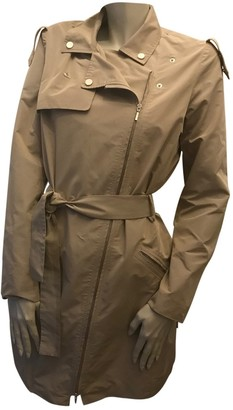 Gerard Darel Beige Trench Coat for Women