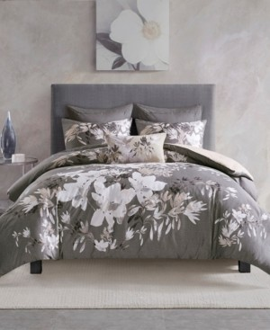 Natori Odessa 3 Piece Comforter Set - King/California King Bedding