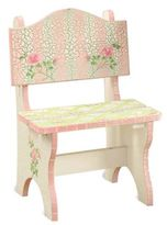 Teamson Crackled Rose Time Out Chair