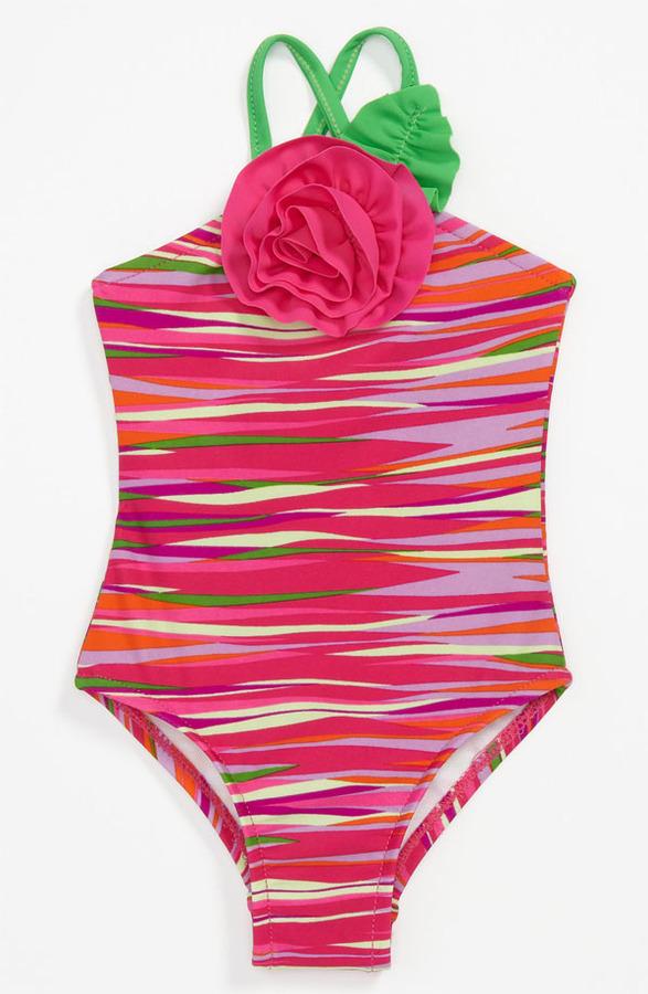 Love U Lots One Piece Swimsuit (Baby)