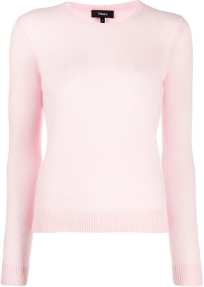 Theory Crew Neck Pullover Jumper