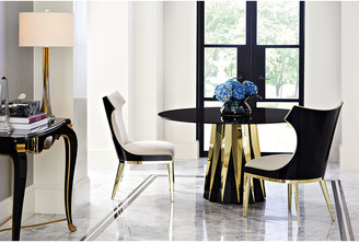 Caracole Table Du Jour Dining Table