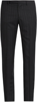 Maison Margiela Pinstriped trousers