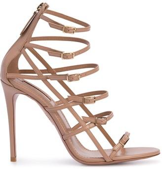 Aquazzura super model sandals