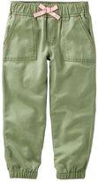 Osh Kosh Toddler Girl Twill Pants