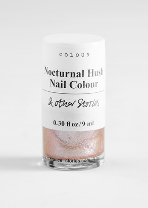 And other stories Nocturnal Hush Nail Polish