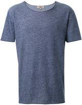 YMC raw hem sweat T-shirt