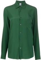 Aspesi silk button-up shirt