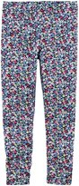Carter's Floral Leggings - Print - 8