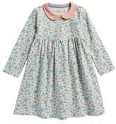 Mini Boden Pretty Peter Pan Collar Jersey Dress