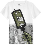 Epic Threads Epic Thread Dino Selfie Graphic-Print T-Shirt, Toddler Boy (2T-4T) & Little Boys (2-7), Only at Macy's