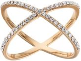 Brilliance+ Brilliance X Ring with Swarovski Crystals