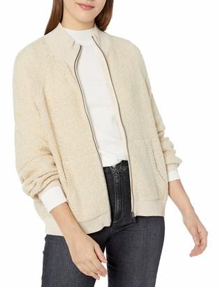 RVCA Junior's Erratic Zip Sweater