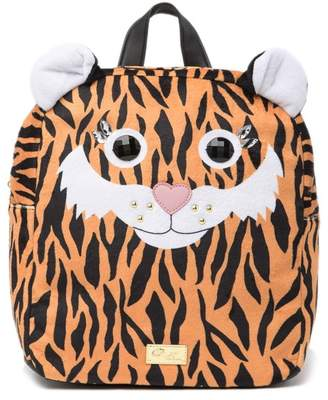 Betsey Johnson LUV BETSEY BY Spike Kitsch Mid Sized Tiger Backpack