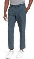 RVCA Men's Straight Fit Cotton Blend Cropped Pants