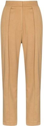 MATÉRIEL Pleated Wide-Leg Trousers
