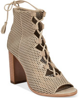 Frye Women's Gabby Perforated Ghillie Sandals