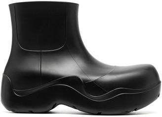 Bottega Veneta PV Puddle ankle boots
