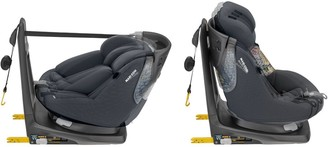 Maxi-Cosi Axissfix Plus - i-Size Rotating Car Seat - Authentic Graphite