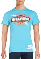 Superdry Snug-Fit Cotton Tee