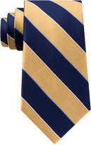 Club Room Men's Club Stripe Silk Tie, Only at Macy's