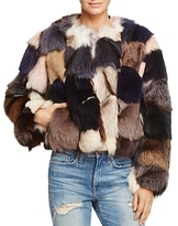 Jocelyn Fox Fur Coat