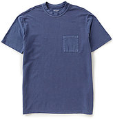 Roundtree & Yorke Trim-Fit Short-Sleeve Solid Pique Crew Tee