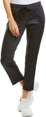 Pam & Gela Tweed Crop Track Pant
