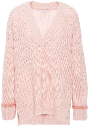 Joie Ribbed-knit Sweater