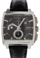 Tag Heuer Monaco CAL2110 LS Calibre 12 Stainless Steel Chronograph Automatic 41mm Mens Watch