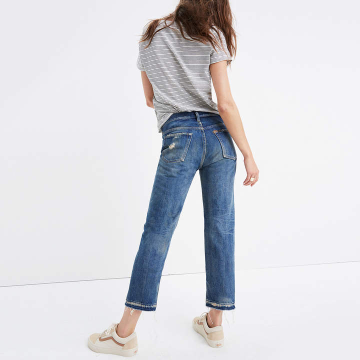 Madewell Chimala® Ankle Jeans