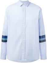 Plac striped shirt - men - Cotton - S