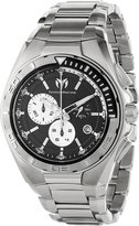 Technomarine Men's 110009US Cruise Steel Metal Bracelet Watch