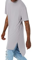 Topman Men's Aaa Collection Longline T-Shirt