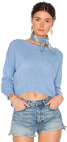 Charli Caya Cashmere Sweater in Blue. - size M (also in )