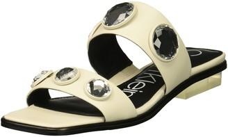 Calvin Klein Women's Kace Slide Sandal