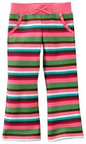 Oshkosh® Striped Fleece Pants