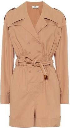 Fendi Cotton jumpsuit