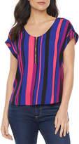 Bold Elements-Womens Short Sleeve T-Shirt