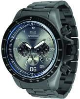 Vestal Men's ZR3017 ZR-3 Brushed Gunmetal Chronograph Watch